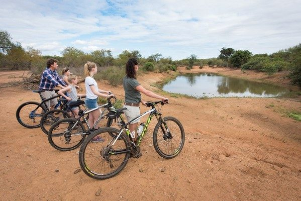 Hoedspruit mountain biking at Unembeza